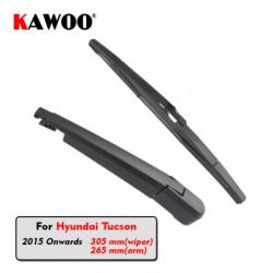 Kawoo Bil Bag Wiper Klinge Blades Tilbage Vindue Aftørringspapir Arm Til Hyundai Tucson Hatchback 2015 Fremad