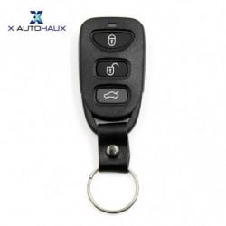 X Autohaux 4 Knapper Nøgle Fjern Sag Skal Udskiftning Osloka423t Til Hyundai Elantra 20072011 Sonata 20062011