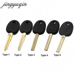 Jingyuqin 15pcs Bil Transponder Nøgle Skal Til Hyundai Accent Sonata Nf Elantra Accent Coupe Getz H1 Lavita Tiburontucson