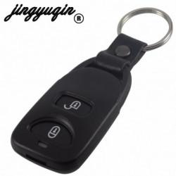 Jingyuqin Brand Fjern Nøgle Skal Styring Fob Sag 2 1 Panik Dække Over Til Hyundai Tucson Elantra Accent Santa