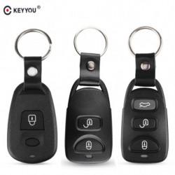 Keyyou Nøgle Skal 2 3 4 Knapper Til Hyundai Kia Carens Fob 2 1 3 1 Knapper Fjern Styring Nøgle Dække Over Fob
