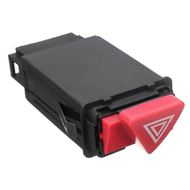 Bil Hazard Advarsel Indikator Lys Kontakt Rød Knap 8d0941509h 8d0 941 509 H Til Audi A3 A4 A6 C5 Allroad