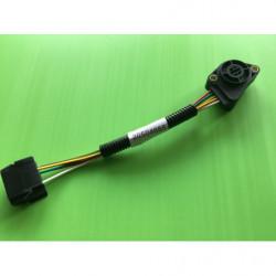 Pedal Sensor Til Volvo Lastbil 20504685 1063332 3171530 Med 5 Pin Position Sensor