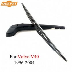 Qeepei 16 Bag Wiper Klinge Og Arm Til Volvo V40 1996 1997 1998 1999 2000 2001 2002 2003 2004 Forrude Bil Auto
