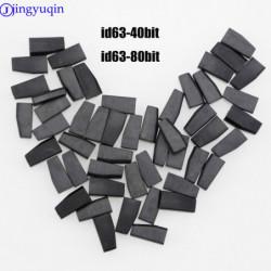 Jingyuqin Bil Nøgle 4d63 40bit 80bit Transponder Auto Kulstof Transponder Chip Til Ford Mazda Til Vw Audi Sæde