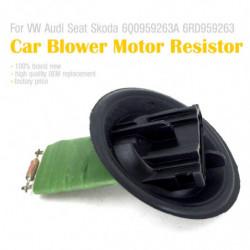 En C Radiator Ventilator Styring Varmeapparat Blæser Motor Modstand Til Vw Polo Rejse Til Audi A1 A2 Til Sæde