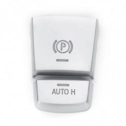 Bil Central Elektronisk Håndbremse Parkering Bremse Auto H Knap Kontakt Dekorative Dække Over Kasket Trimme Til